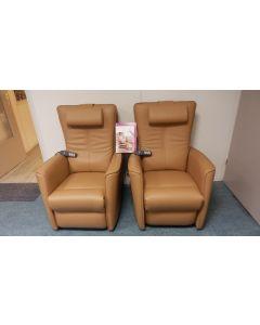 379 Div. setjes Prominent elektrische sta/op relax/fauteuils